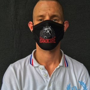 100% Hardcore Mondmasker 'Dog-1'