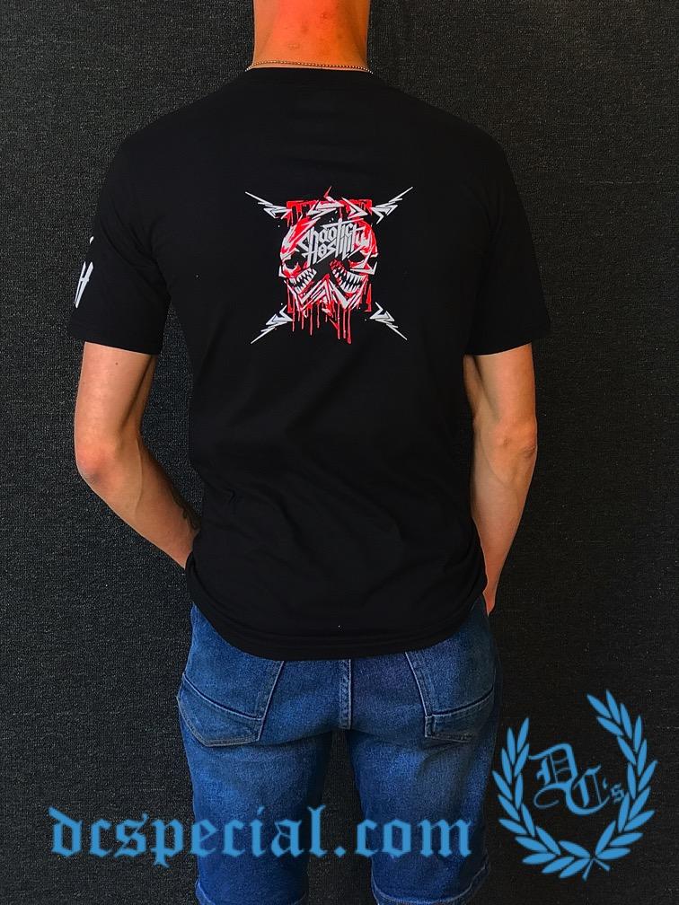 Chaotic Hostility T-shirt 'Frames'
