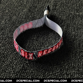 Triple Six Wristband 'Triple Six Records'
