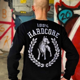 100% Hardcore Sweater 'Standing The Ground'