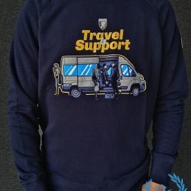 PGwear Sweater 'Travel Support'