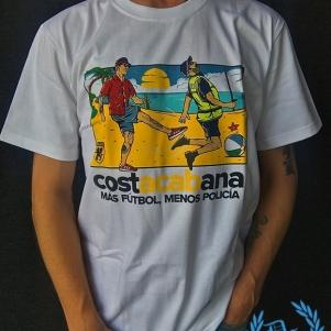 PGwear T-shirt 'Anti-Policia'