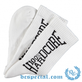 100% Hardcore Socks 'The Brand'