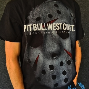 Pit Bull Westcoast T-shirt 'Horror'