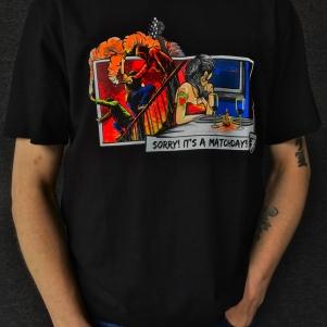 PGwear T-shirt 'Apology'