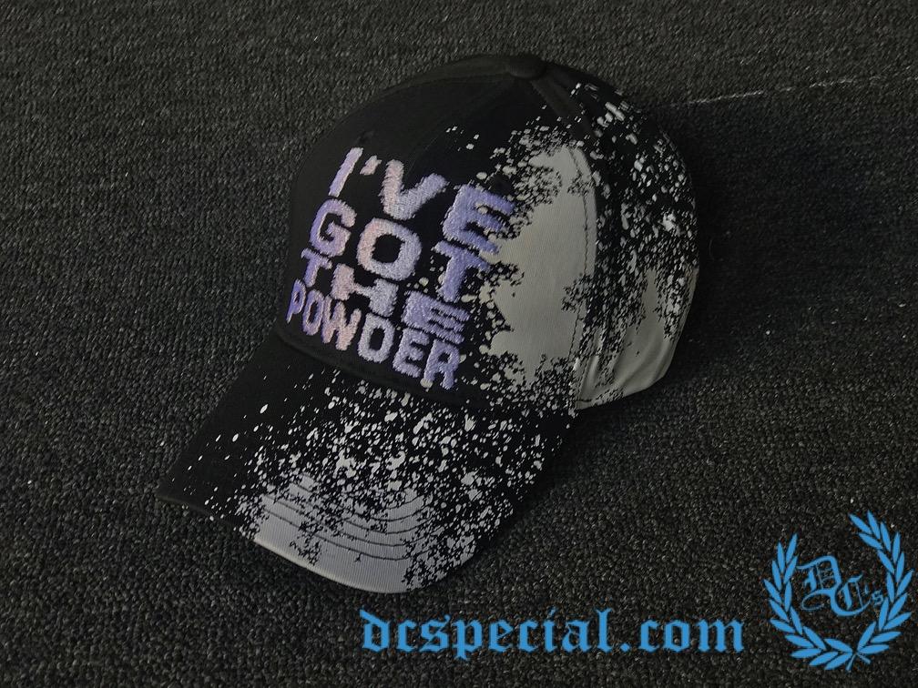 Ive Got The Powder Cap 'Powder'