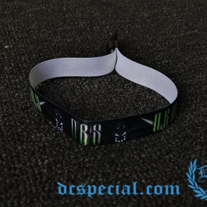 DRS Wristband 'DRS Army Green'
