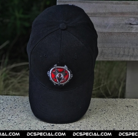 Megarave Cap 'Megarave Red'