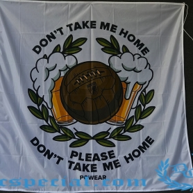 PGwear Flag 'Don't Take Me Home'