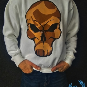 Hooligan Sweater 'H Skull'
