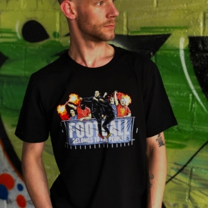 PGwear Limited Edition T-shirt 'Football Belongs To The People'