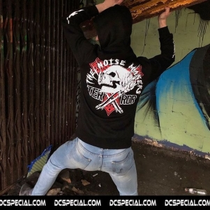 Terror Hooded Sweater 'The Noisemakers'