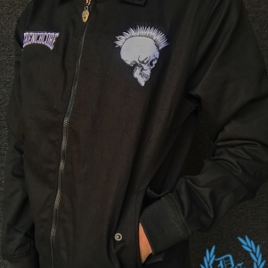 Frenchcore Harrington Jacket 'La Revolution'