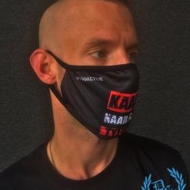 Dissoactive Mondmasker 'Kaak Naar De Tyfus'