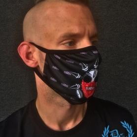 SRB Mondmasker 'Bandana'
