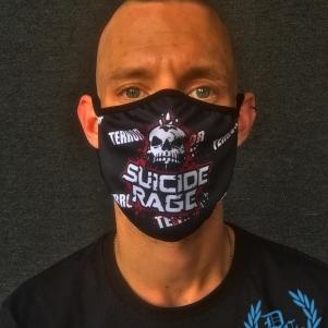 Suicide Rage Mondmasker 'Terror'