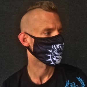 Uptempo Is The Tempo Mouth Mask 'Uptempo Hardcore'