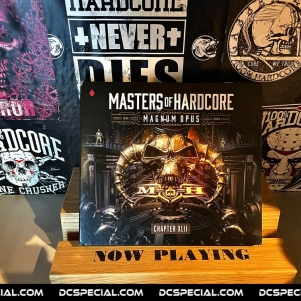 Masters Of Hardcore 2020 CD 'Chapter XLII - Magnum Opus 1995-2020'