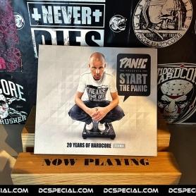 Pan!c 2012 CD 'Start The Panic - 20 Years Of Hardcore'