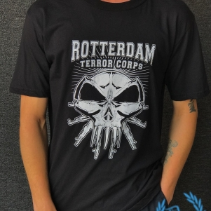 Rotterdam Terror Corps T-shirt 'Guns'