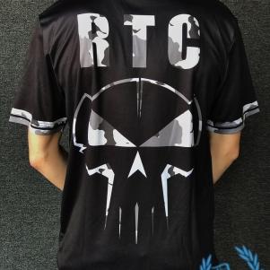 Rotterdam Terror Corps Soccershirt 'RTC Camo'
