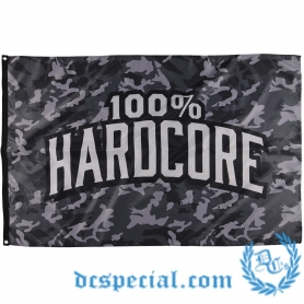 100% Hardcore Flag 'The Brand Camou'