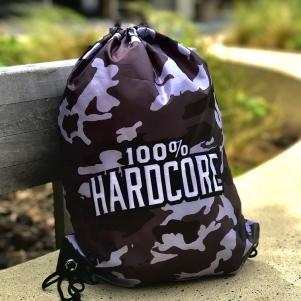 100% Hardcore Stringbag 'The Brand Camou'