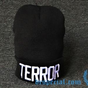 Terror Beanie 'Worldwide MF!'
