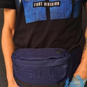 Pit Bull Westcoast Waist Bag 'R D. Navy'
