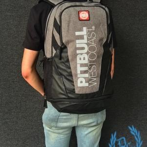 Pit Bull Westcoast Backpack 'TNT Grey'