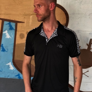 Cavello Voetbal Shirt 'Maze Stripe'