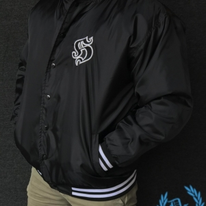 Hooligan Bomber Jacket 'Skull'