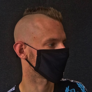 100% Hardcore Facemask 'The Brand'