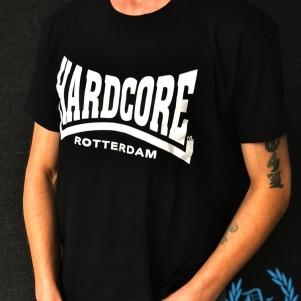Hardcore T-shirt 'Hardcore Rotterdam NL'