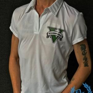 Hardcore Soccer Shirt 'Hardcore GTA'
