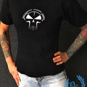 Rotterdam Terror Corps Ladies T-shirt 'One size RTC'