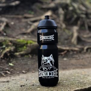 100% Hardcore Drinking Bottle 'Dog-1'