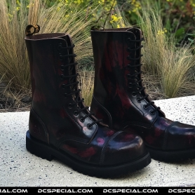 Rangers Boots 'Red/Black'