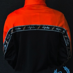 Australian Training Jacket 'Bright Orange''