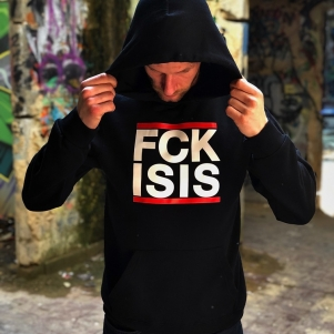 ACAB Hooded Sweater 'FCK ISIS'