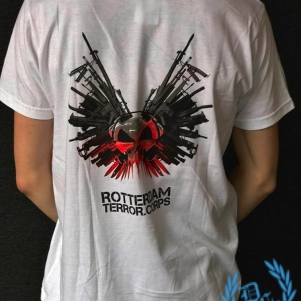 Rotterdam Terror Corps T-shirt 'Expendables'