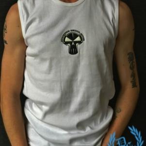 Rotterdam Terror Corps T-shirt '3D Logo White'