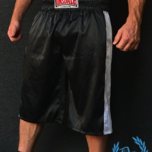 Lonsdale Boxing Trunk 'English Boxing Rays'