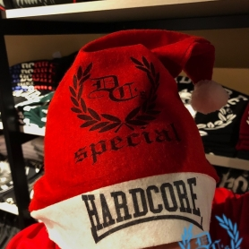 DC's Special Christmas Beanie 'Hardcore X-mass'