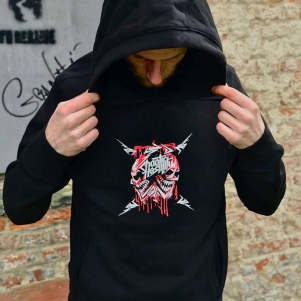 Chaotic Hostility Hooded Sweater 'Frames'