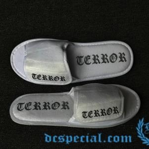 Terror Slippers 'Terror'