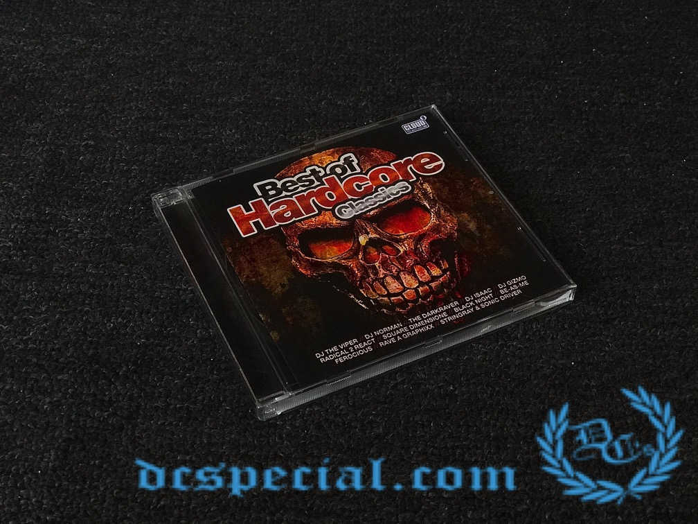 Hardcore CD 2009 'Best Of Hardcore Classics'