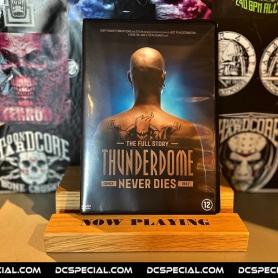 Thunderdome DVD 'Thunderdome Never Dies'
