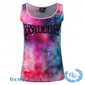 100% Hardcore Ladies Top 'Dream Allover'