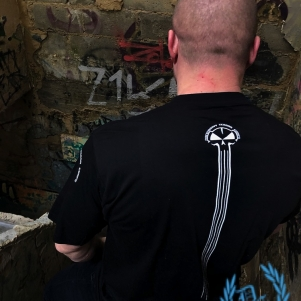 Rotterdam Terror Corps T-shirt 'Since 1993'